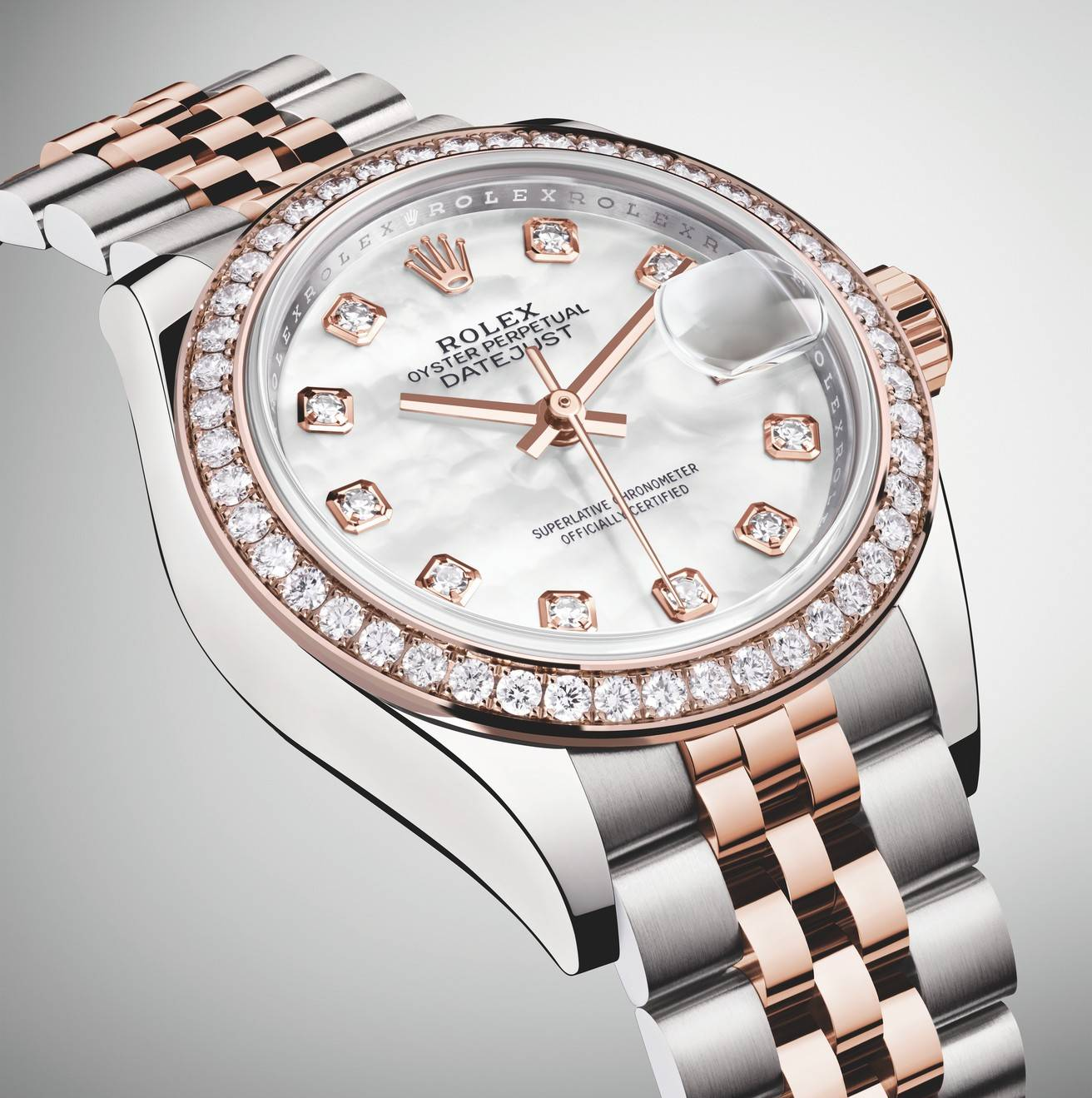 Rolex Lady-Datejust 28 : montre femme par excellence
