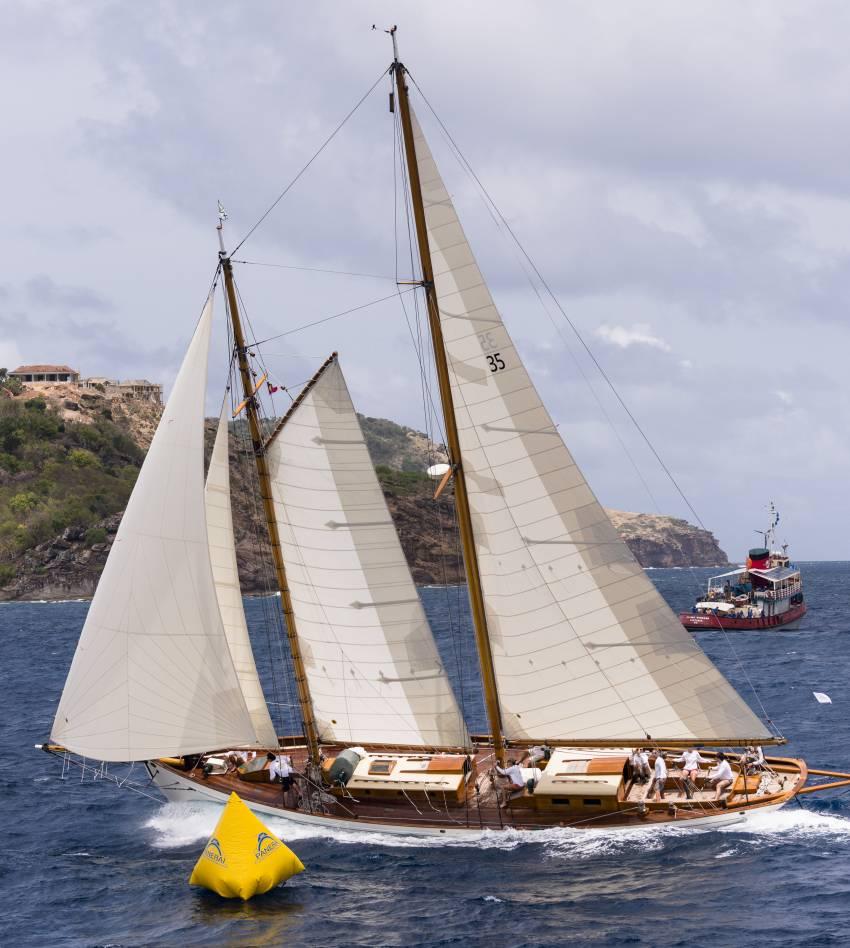 Panerai Classic Yacht Challenge : c'est reparti
