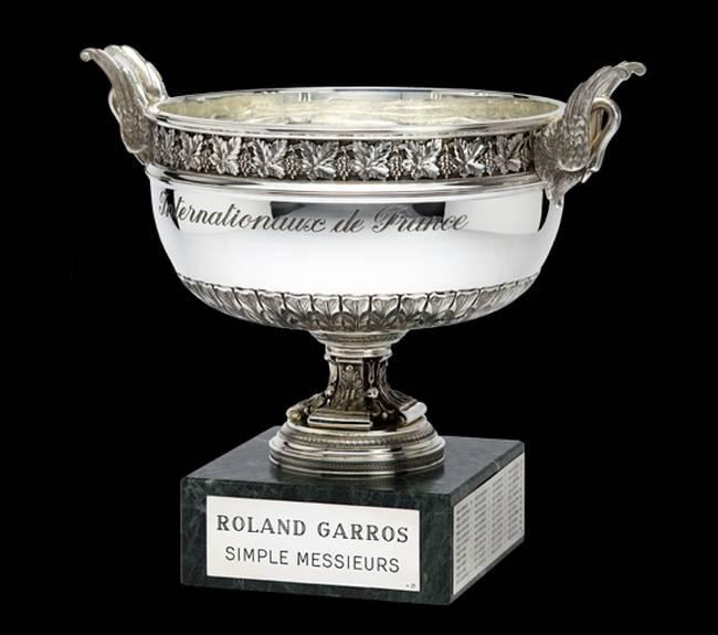 Mellerio : l'artisan de la Coupe des Mousquetaires de Roland Garros