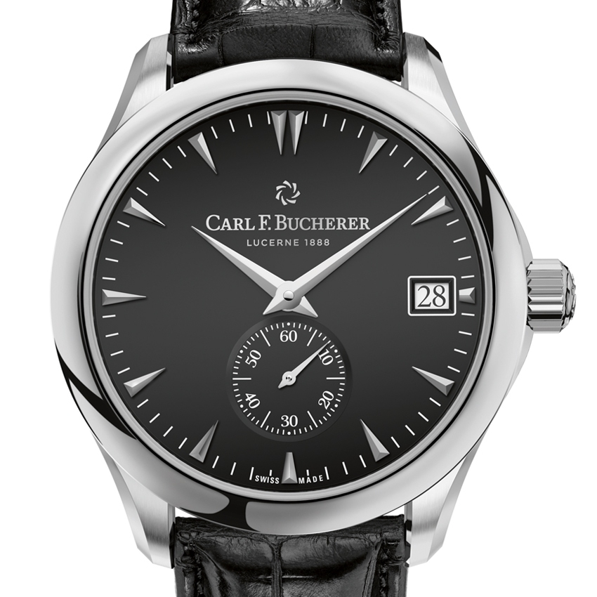 Carl F. Bucherer Manero Peripheral : so sixties !