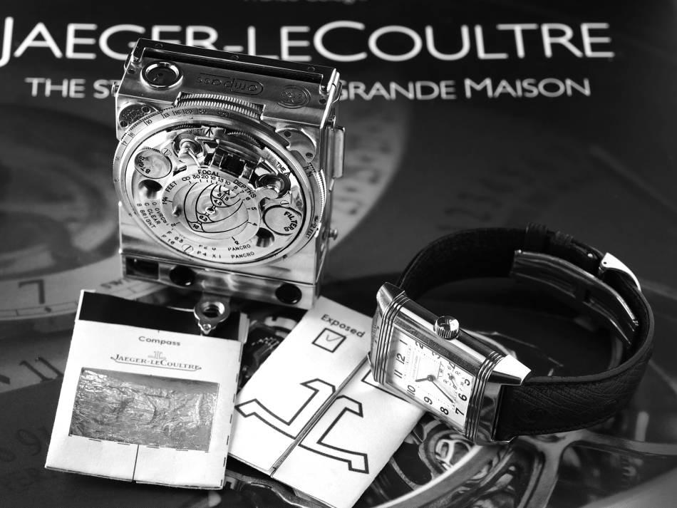 Compass : quand Jaeger-LeCoultre fabriquait des appareils photo