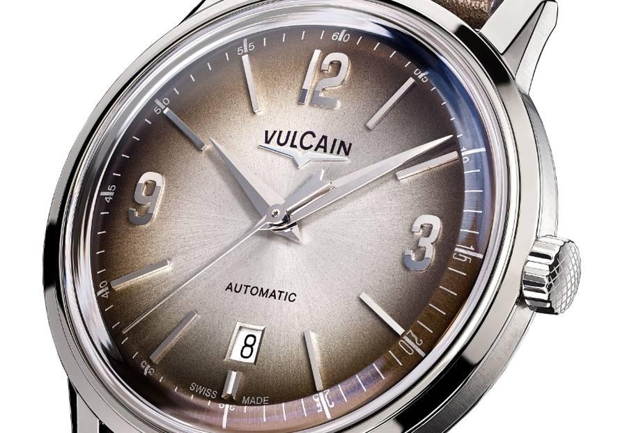 Vulcain 50s President' Watch : plutôt fumé jean ou fumé havane ?