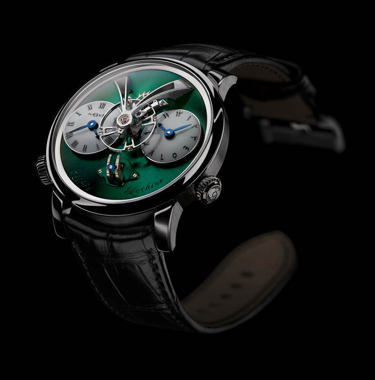 MB&F LM No1 : MAD about Dubai