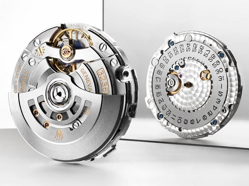 Rolex calibre 3235