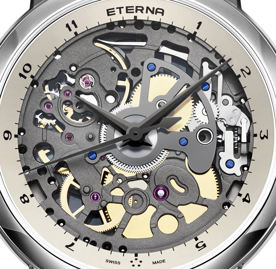 Eterna Skeleton : le temps sans fard