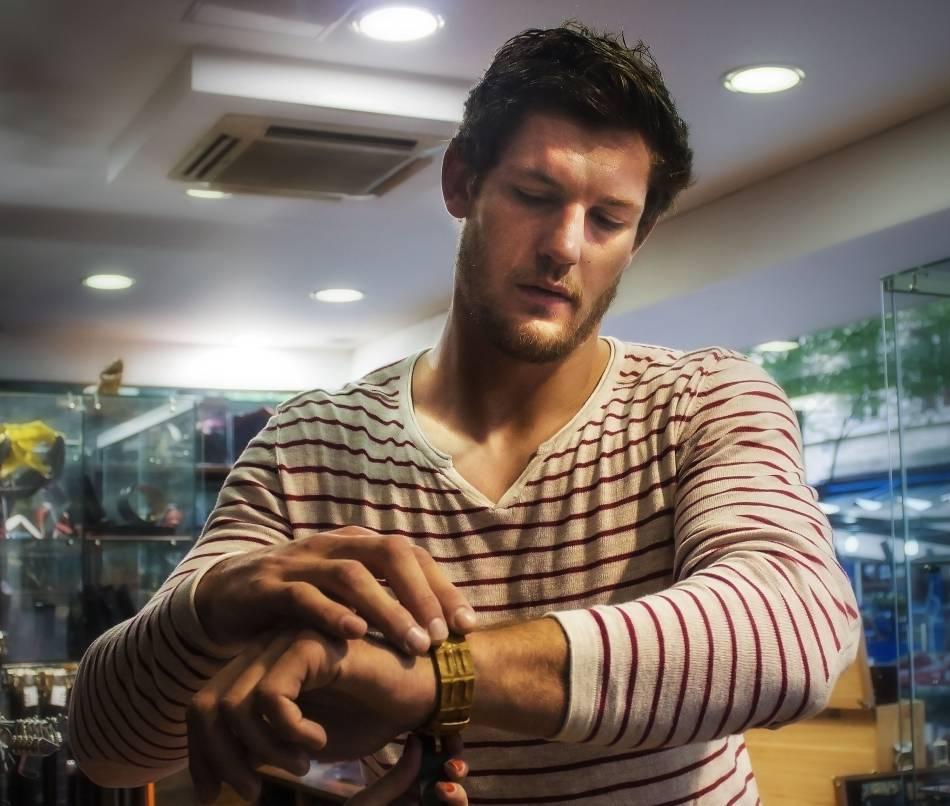 Alexandre Flanquart, sa MAT Watches et son bracelet ABP