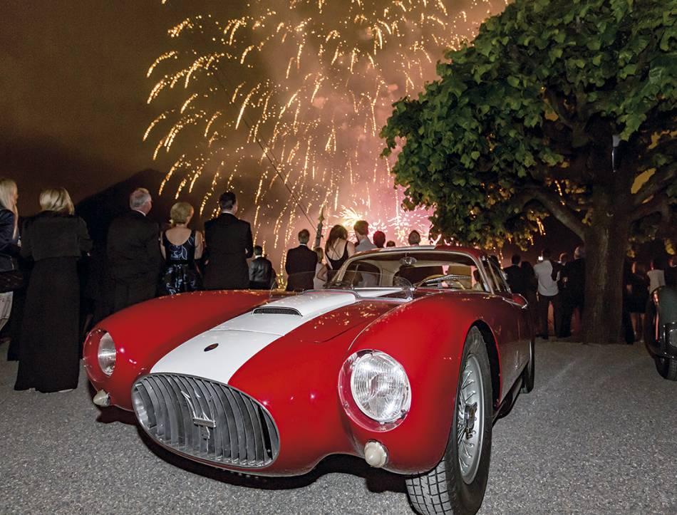 Maserati A6 GCS de 1954