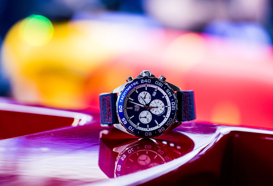 TAG Heuer Formula 1 Red Bull Racing Team