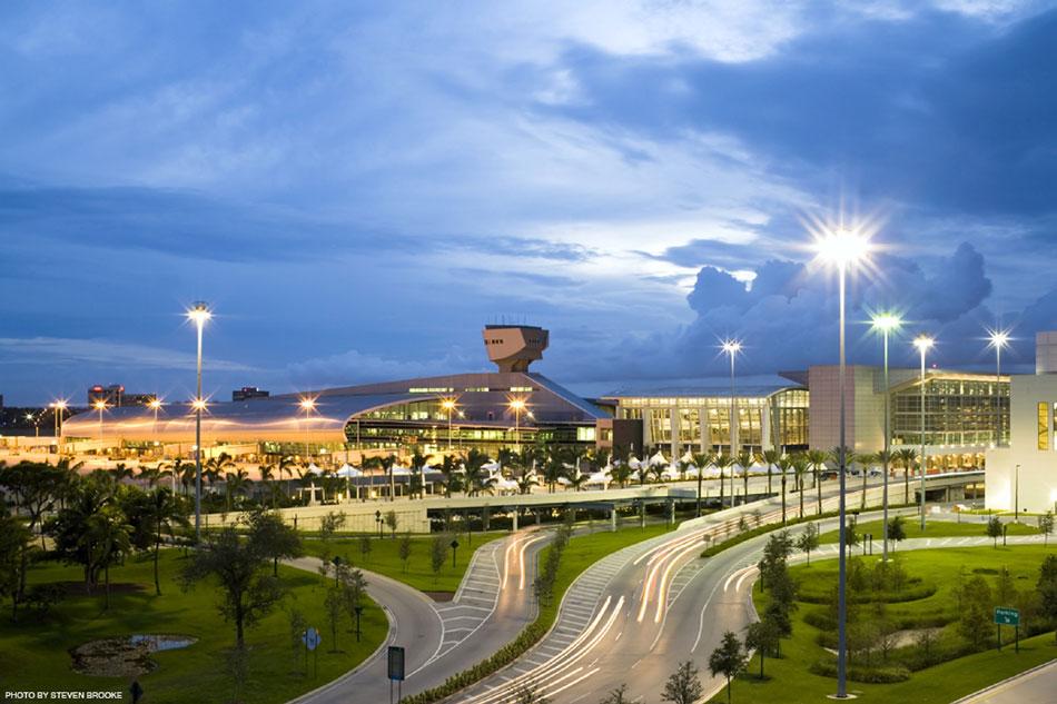 Des horloges Bovet rythment le temps à l'aéroport de Miami