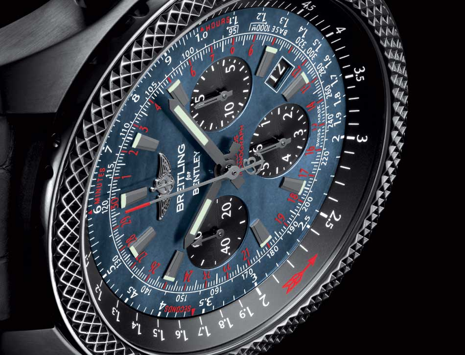Breitling for Bentley B06 Midnight Carbon