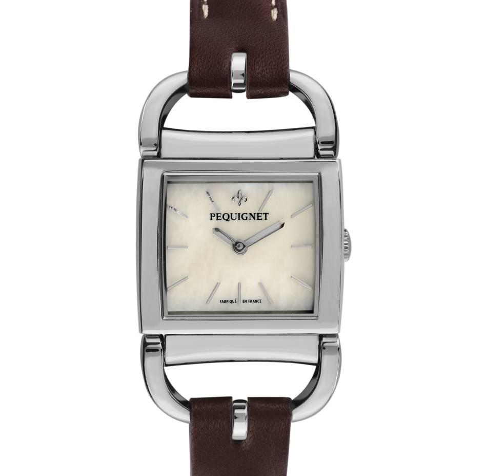 Pequignet : nouvelle collection Equus Attelage avec bracelet interchangeable