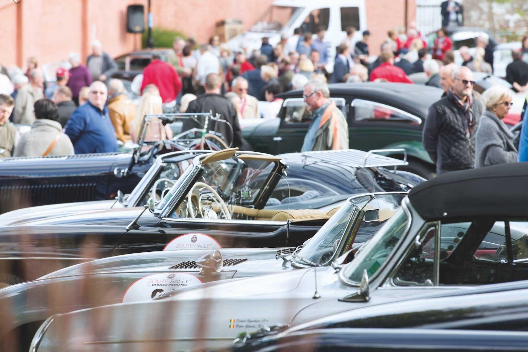 Lebeau-Courally : trois éditions limitées pour le Zoute Grand Prix