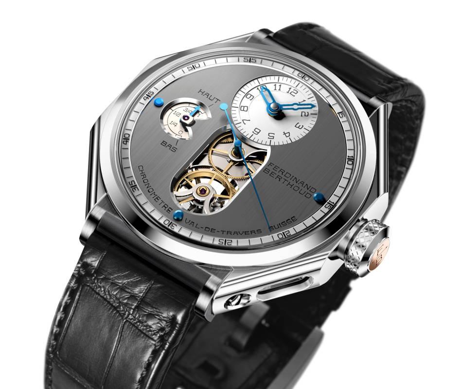 Chronométrie Ferdinand Berthoud
