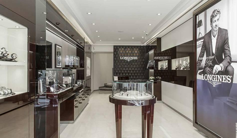 Longines ouvre sa deuxième boutique à Paris : rive droite