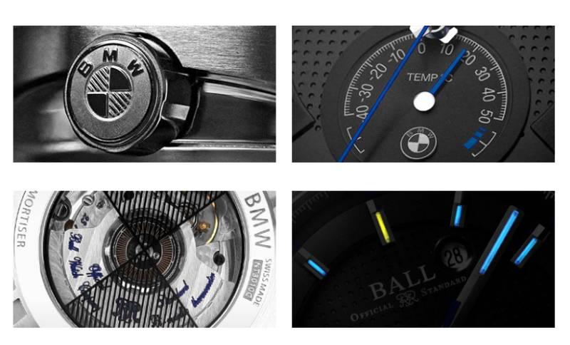 Ball BMW TMT : série limitée à mille exemplaires