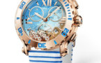 Chopard Happy Beach Chrono : summer watch