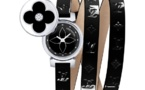 Louis Vuitton Tambour Bijou Secret Black and White