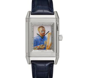 Jaeger-LeCoultre Reverso hommage à Van Gogh : montre-tableau