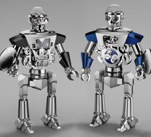 Balthazar : le nouveau robot-horloger de MB&F