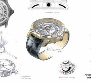 NovoDess : l'horloger Mikaël Bourgeois propose des montres sur mesure