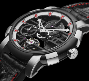 RJ Romain Jerome Skylab 48 Speed Metal Skulls