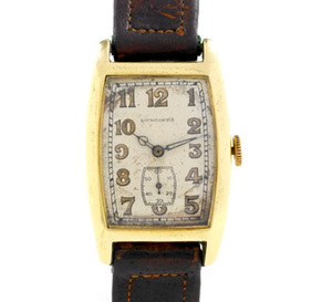 Antiquorum met en vente la montre Longines d'Albert Einstein
