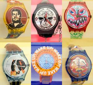 Swatch : la « deuxième montre » fête ses 25 ans !