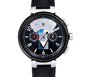 Louis Vuitton : une cinquantaine d'employés fabriquent les montres du malletier à la Chaux-de-Fonds