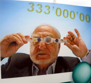 Prix Gaïa 2008 : Et le lauréat est… Nicolas G. Hayek