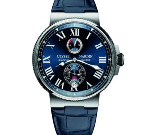 Ulysse Nardin Marine Chronometer Manufacture