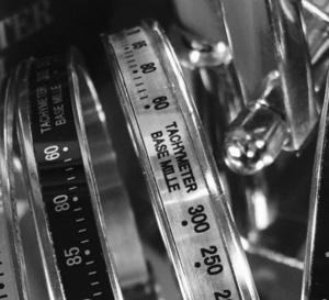 """Speedometer Official : arrivée de la version """"chrono"""""""
