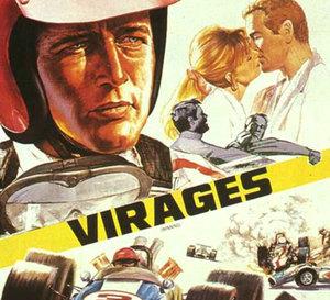 Virages : Paul Newman porte une Rolex Daytona