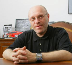 23 octobre 2008 : le Club-Chronos reçoit BRM