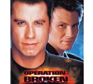 Broken Arrow : John Travolta porte une Breitling Aerospace