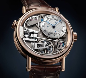 Breguet Tradition Répétition Minutes Tourbillon 7087 : graal horloger