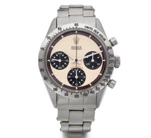 Sotheby's : vente de haute horlogerie à Genève