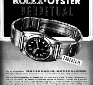 Rolex : aux origines du cadran California