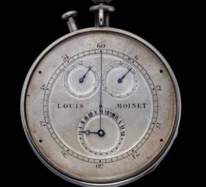 """Louis Moinet obtient le titre officiel de """"First Chronograph"""" au Guinness"""