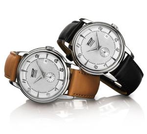 Ligne Heritage chez Tissot : deux modèles inspirés d'une montre des années 40