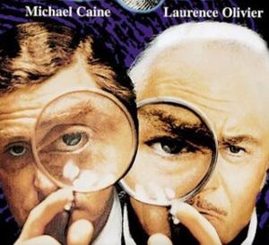 Le Limier : Michael Caine porte une Rolex Day-Date en or jaune