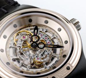 Swatch Diaphane One : deux swatch de luxe pour hommes et femmes