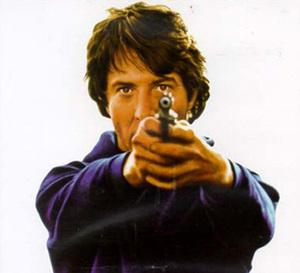 Marathon Man : Dustin Hoffman porte une Rolex GMT Master I