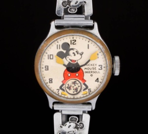 Expertissim : belle vente de montres vintage pour enfants