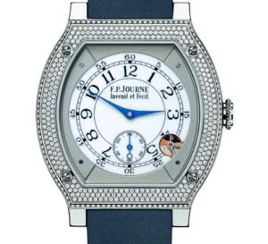 FP Journe : son Elegante se pare de 418 diamants !