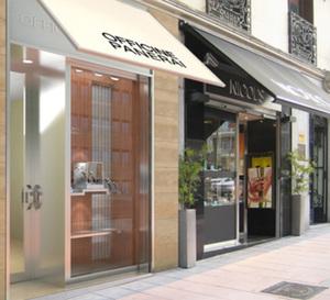 Officine Panerai ouvre une boutique à Madrid