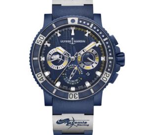 Ulysse Nardin Diver Chronograph Artemis Racing