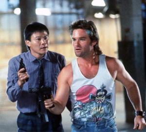 Les aventures de Jack Burton : Donald Li porte une Rolex Datejust en or