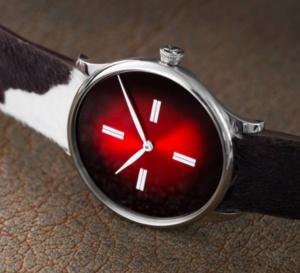 Moser Venturer Swiss Mad Watch : l'heure helvète
