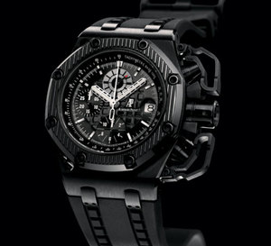 Royal Oak Offshore Survivor ou l'« urban jungle gothic watch » by Audemars Piguet