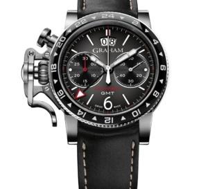 Graham Chronofighter Vintage GMT et grande date